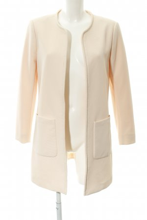H&M Long-Blazer rosé Casual-Look