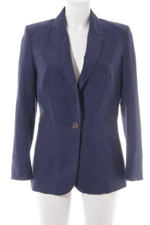 H&M Long-Blazer stahlblau Elegant