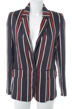 H&M Long-Blazer Streifenmuster Elegant