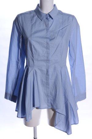 H&M Camicetta lunga blu stile casual