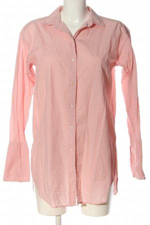 H&M Long-Bluse pink Casual-Look