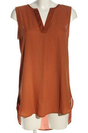 H&M Blouse longue brun style décontracté