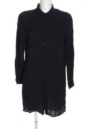 H&M Long-Bluse schwarz Casual-Look