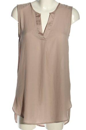 H&M Long-Bluse braun Elegant