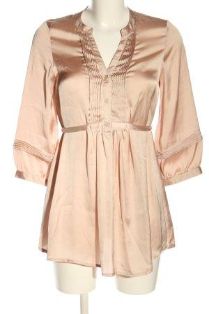H&M Long-Bluse wollweiß Elegant