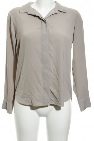H&M Long-Bluse beige Casual-Look
