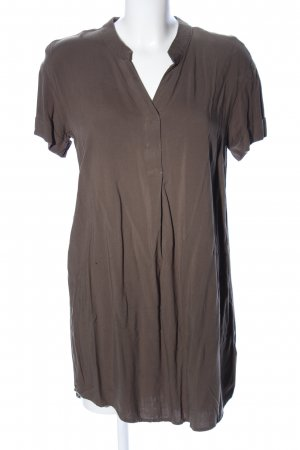 H&M Long-Bluse braun Casual-Look
