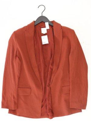 H&M Longblazer Größe 40 neu mit Etikett rot aus Polyester