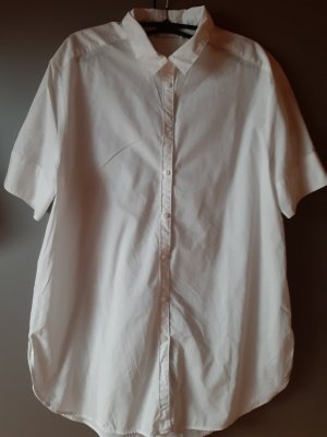 H&M L.O.G.G. Long Blouse white