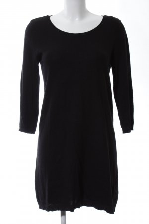 H&M Longpullover schwarz Casual-Look