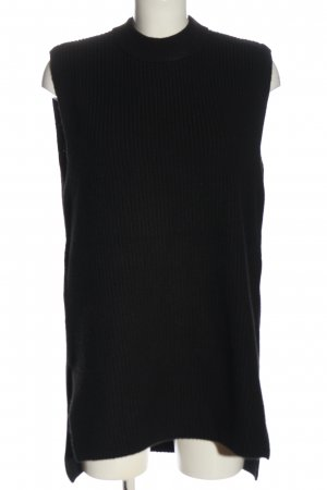 H&M Cardigan lungo nero stile casual