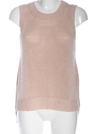 H&M Lange cardigan roze casual uitstraling
