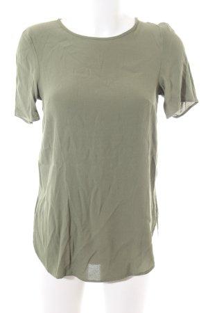 H&M Longshirt khaki Casual-Look