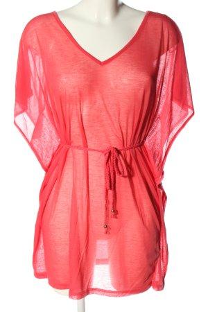 H&M Longshirt pink Casual-Look