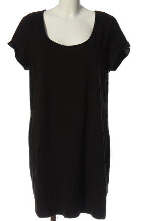 H&M Longshirt schwarz Elegant