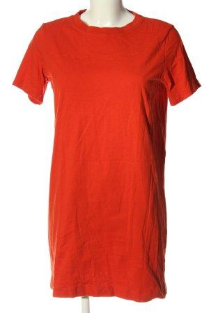 H&M Longshirt rot Casual-Look