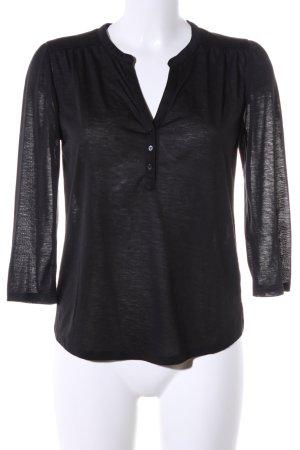 H&M Longsleeve black casual look