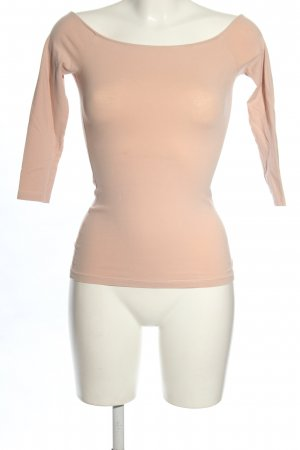 H&M Longsleeve nude Casual-Look