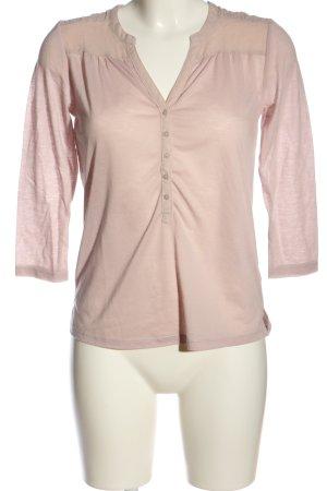 H&M Longsleeve pink Business-Look