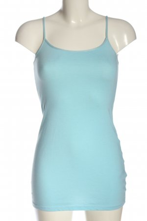 H&M Long Top turquoise casual look