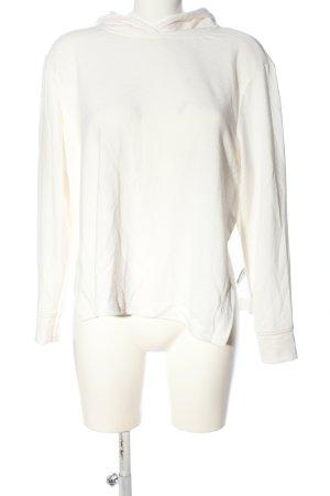 H&M Mama Koszulka z kapturem biały W stylu casual
