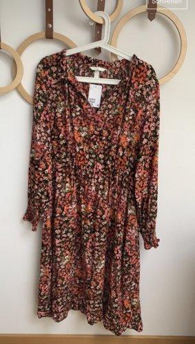 H&M Mama Kleid mit Volantkragen