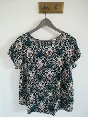 H&M Mama Shirt Tunic multicolored viscose
