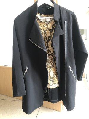 Devided von H&M Short Coat black