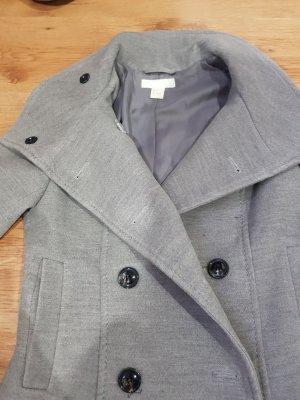 H&M Cappotto corto grigio