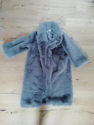 H&M Pelt Coat grey