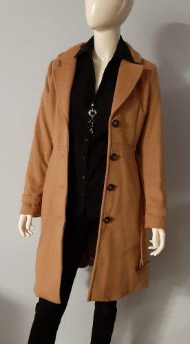 H&M Veste en laine brun sable-chameau