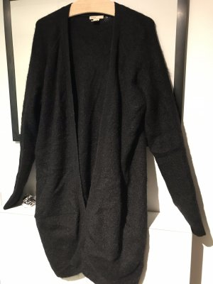 H&M Manteau oversized noir