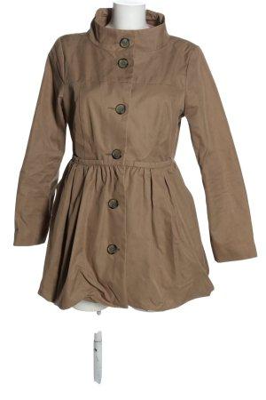 H&M Abito cappotto marrone stile casual