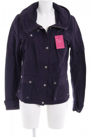 H&M Naval Jacket dark blue casual look
