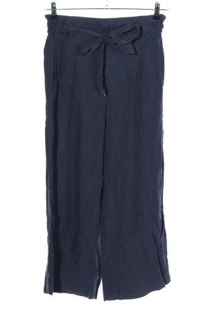 H&M Pantalone Marlene blu stile casual