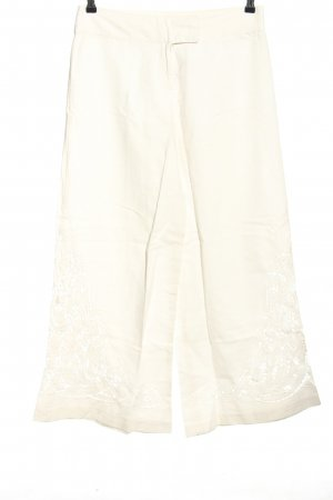 H&M Marlene Trousers natural white casual look