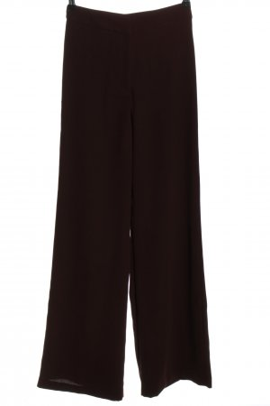 H&M Marlene Trousers brown business style