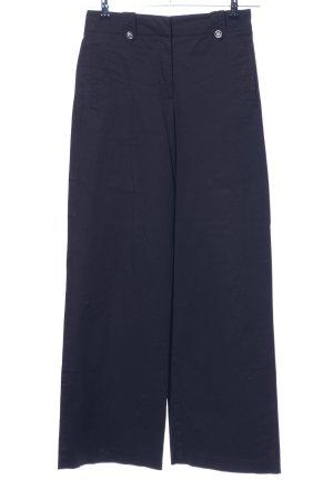 H&M Pantalone Marlene nero stile casual
