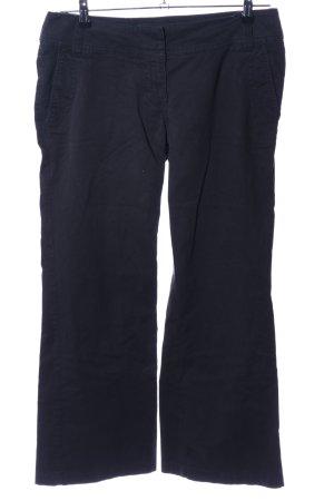 H&M Jeans large noir style décontracté
