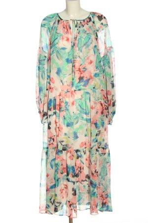 H&M Blusenkleid abstraktes Muster Elegant