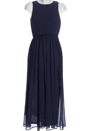 H&M Maxikleid blau Elegant