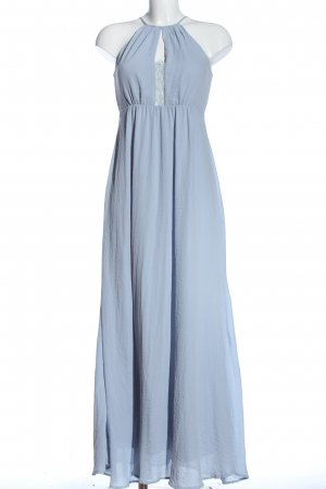 H&M Maxikleid blau Party-Look