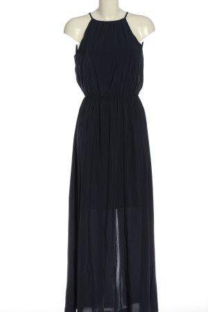 H&M Maxikleid blau Casual-Look