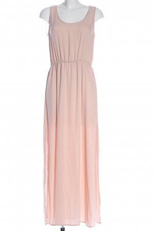 H&M Maxikleid pink Elegant