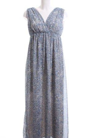 H&M Maxikleid blassblau-kornblumenblau Elegant