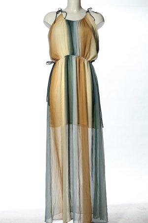 H&M Robe longue imprimé allover style décontracté