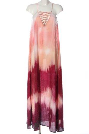 H&M Maxikleid Farbverlauf Casual-Look