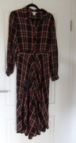 H&M Shirtwaist dress multicolored viscose