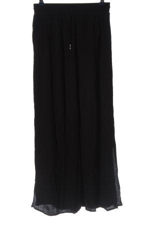 H&M Maxi Skirt black casual look
