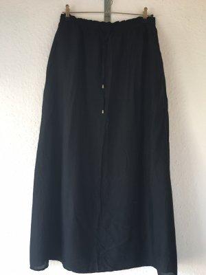 H&M Maxi Skirt black